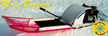 Kevin Pezzi's Snowmobiles and Snowmobiling Inventions--A